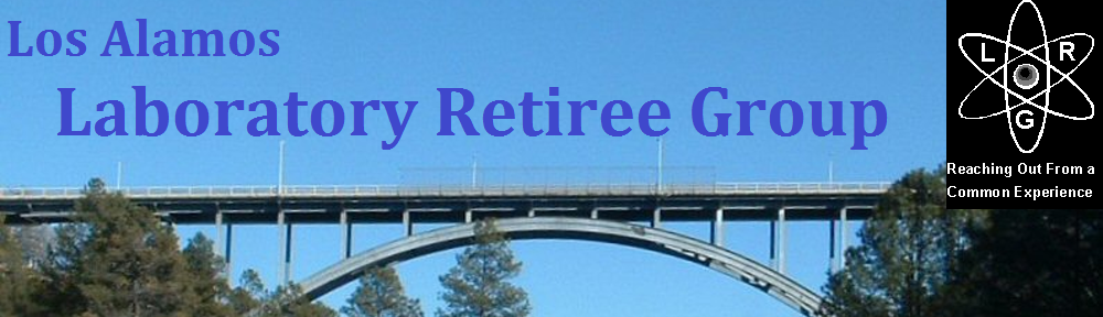 Los Alamos Laboratory Retiree Group